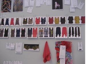 Luxury designs, fabrics SS10 Collection