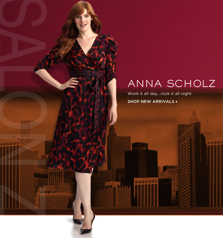 Anna Scholz Blog: Exclusively Plus Size Fashion News | Anna Looks ...