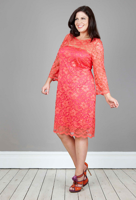 Anna Scholz Blog Exclusively Plus Size Fashion News Annas Coral