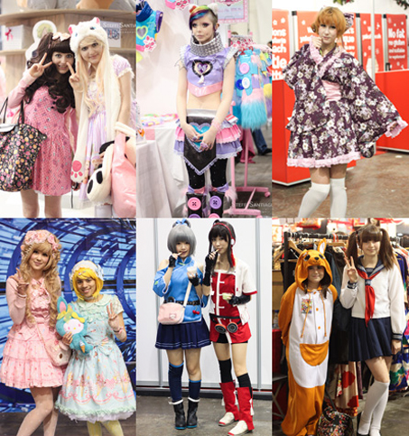 Anna Scholz Blog Exclusively Plus Size Fashion News Cute Overload Japanese Kawaii Style