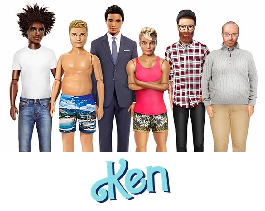dad bod ken
