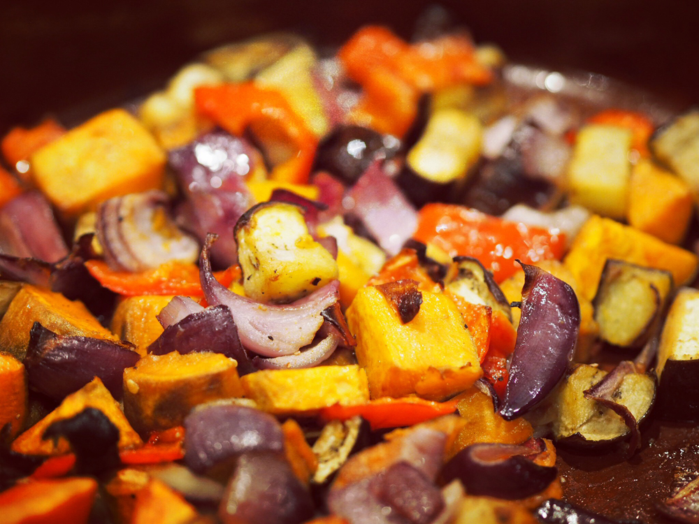 Anna's Kitchen: Anna Scholz Roasted Vegetables