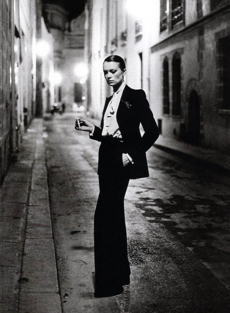 Another favourite of annas the amazing helmut newton was a german australian photographer his most famous images were mainly provocative nudes that