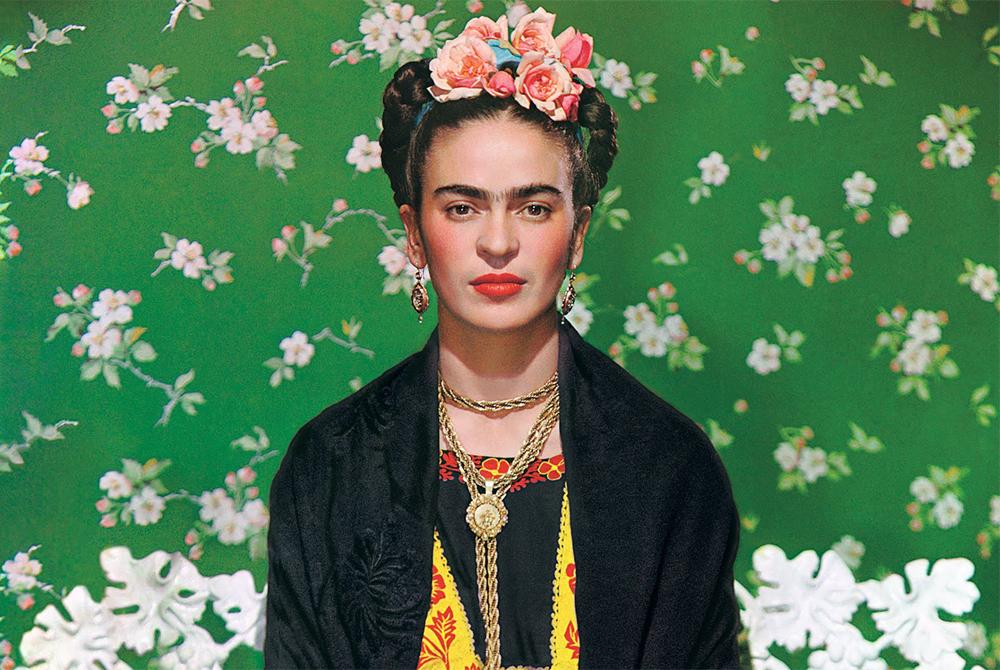 frida kahlo banner