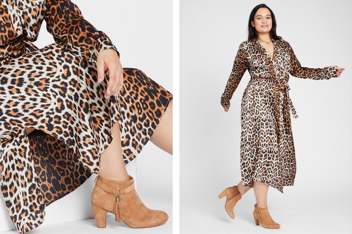 Plus Size Designer Dresses Stylish Flattering Sexy