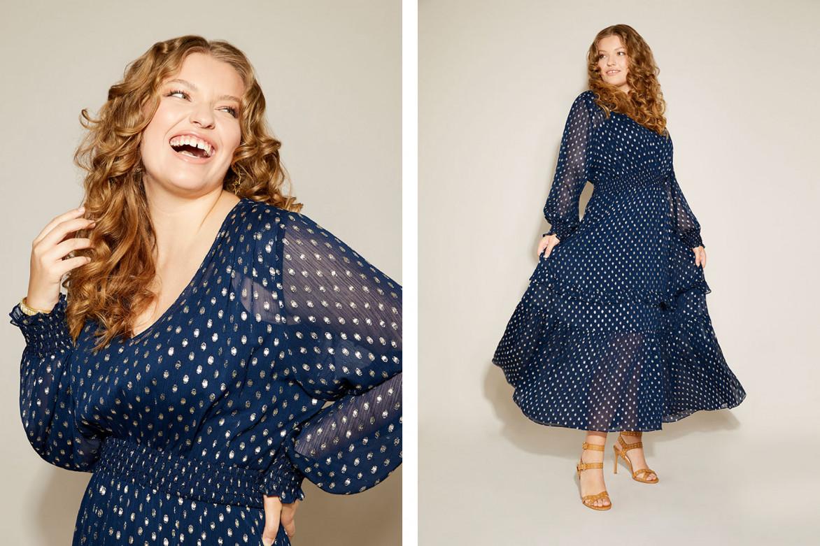 Designer Clothes For Curvy Women: Stylish High End Fashion Online