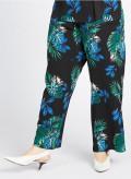 Wideleg Trousers