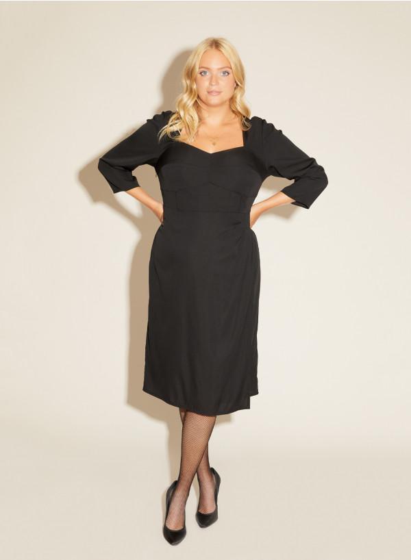 Double Silk Corset Dress