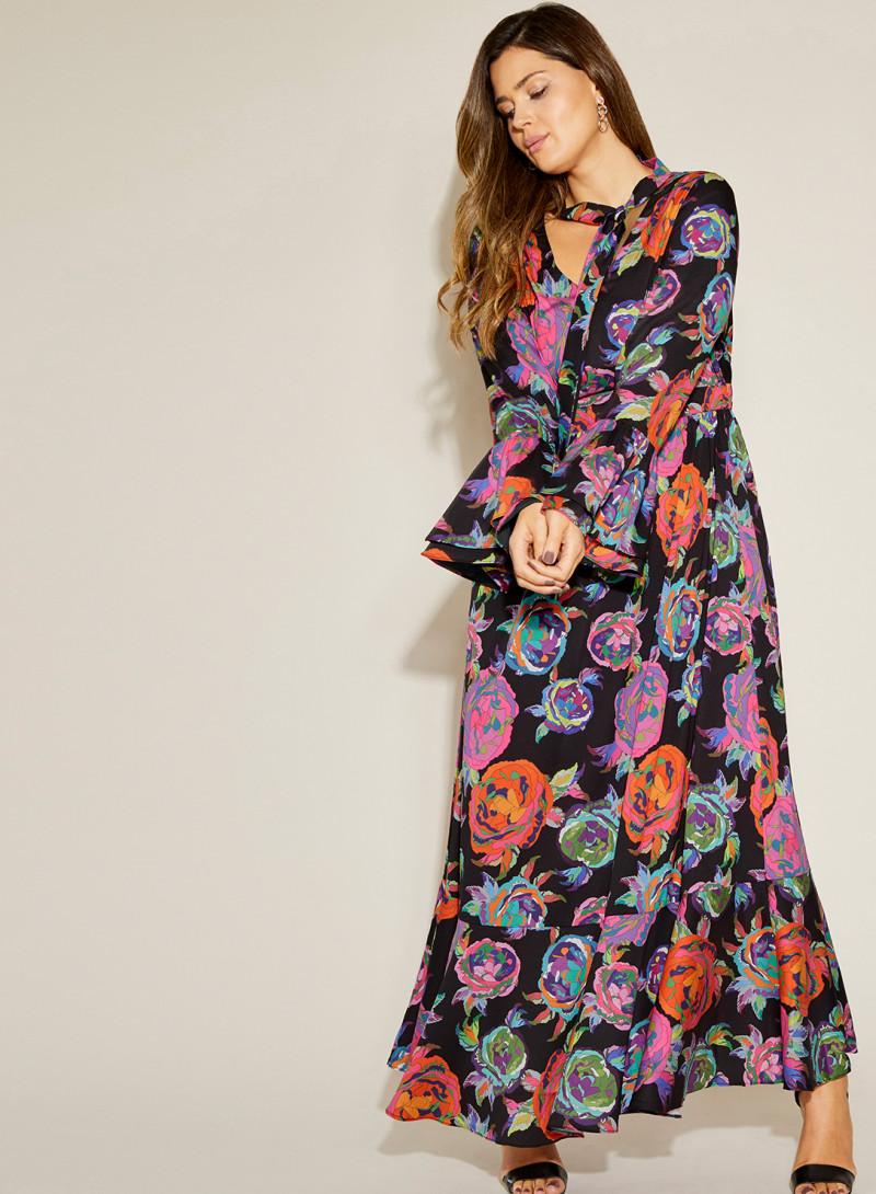 Plus Size Long Maxi Dresses: Flattering Dresses For Curvy Women