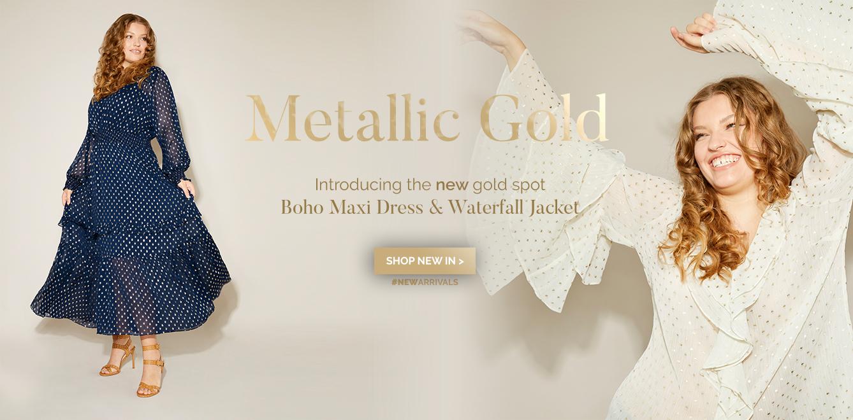 fdd4340161 Designer Plus Size Fashion: Stylish Women's Luxury Clothing