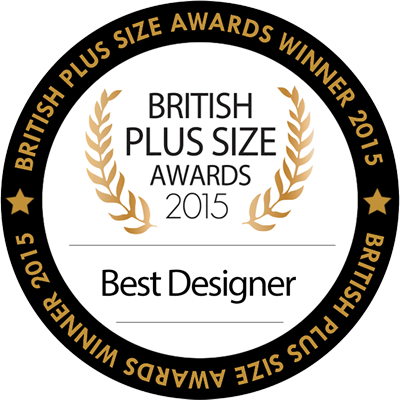 British Plus Size Awards 2015 - Winner Best Designer